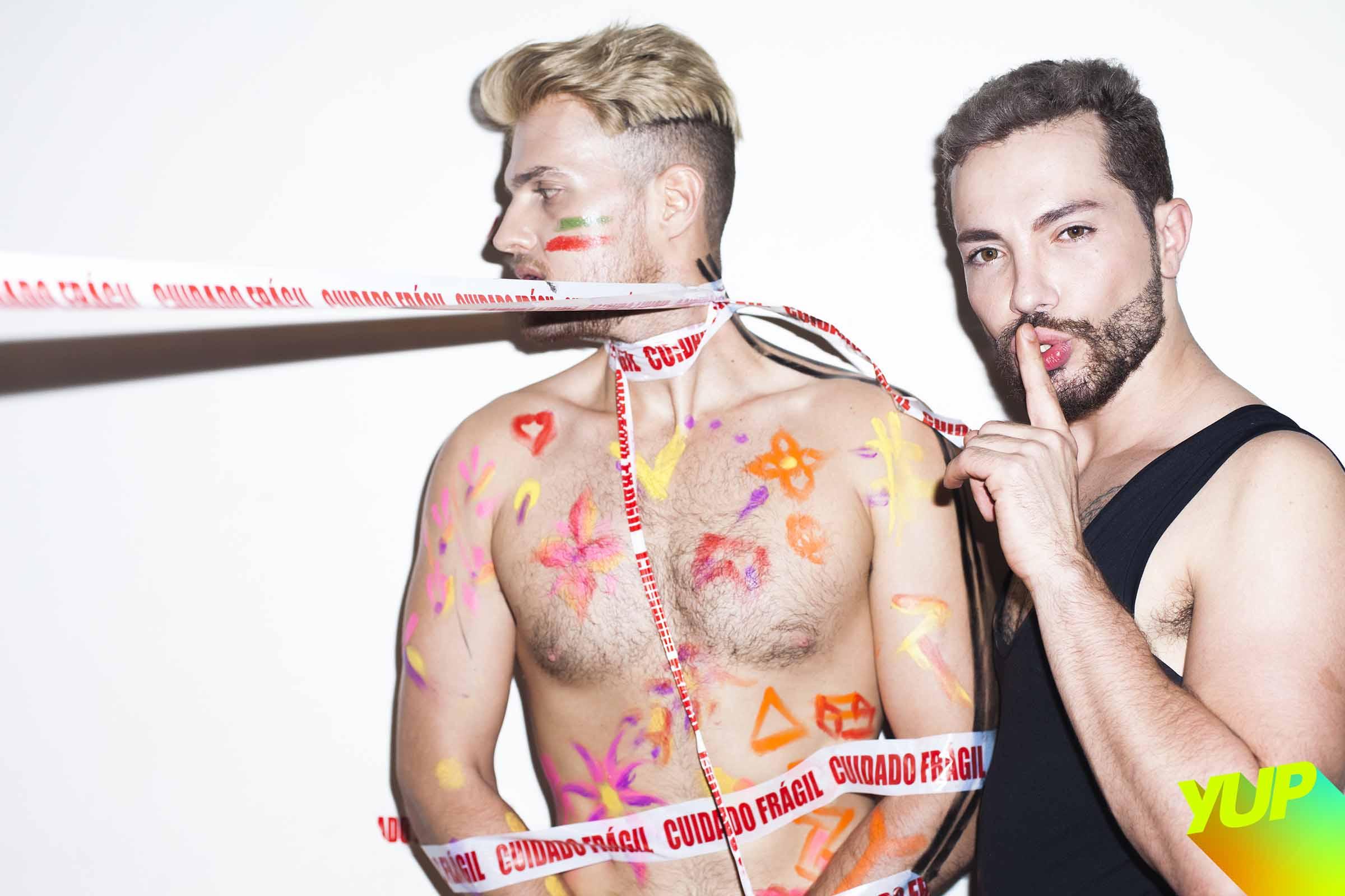 Davi Alvarez & Alex Almeida X Emerson Muniz X YUP Magazine EXCLUSIVE