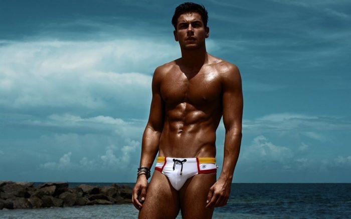 Andrea Denver X Stevan Reyes X Marcuse Swimwear X YUP MAGAZINE