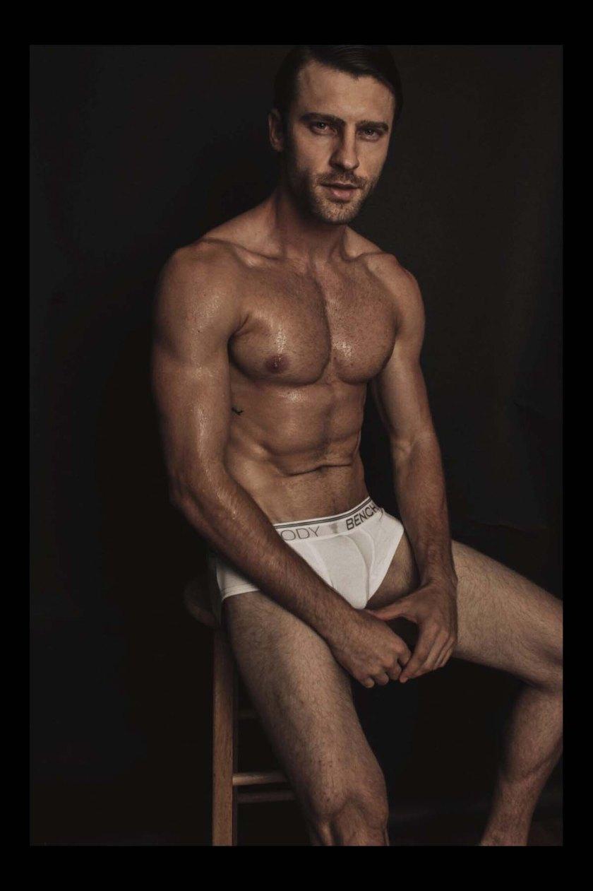 Vinicius Piccoli X Malcolm Bacani - Luvgen Studio X Brazilian Male Model X YUP MAGAZINE