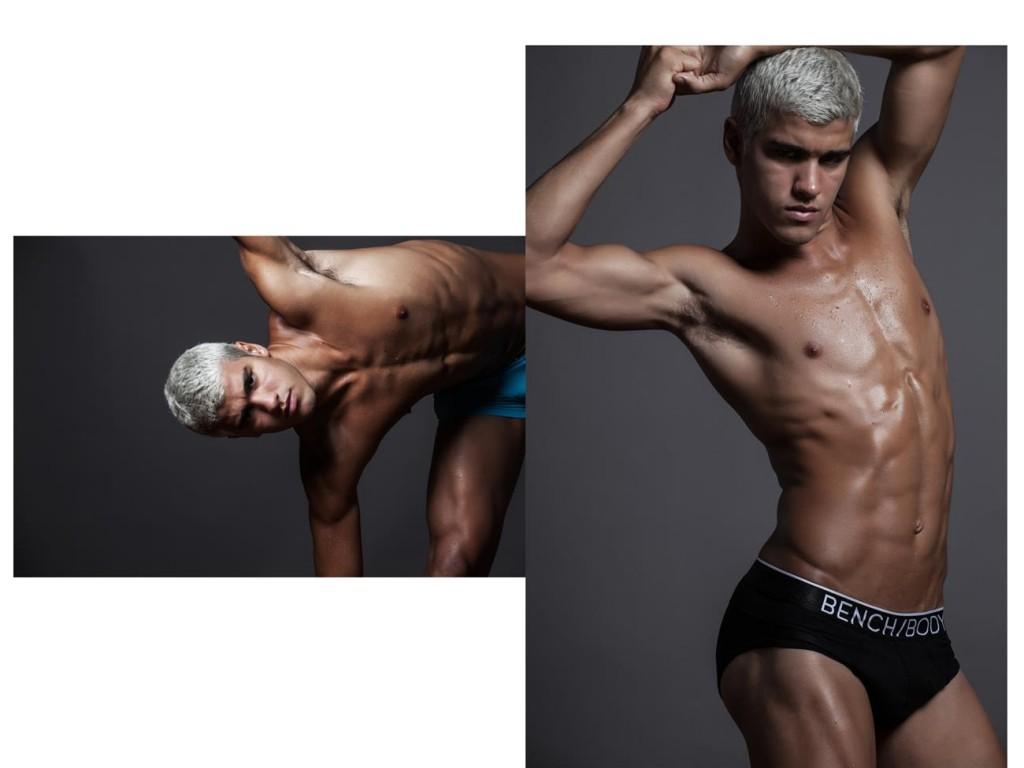 Pietro Baltazar X Brent Chua X Bench Body X YUP MAGAZINE
