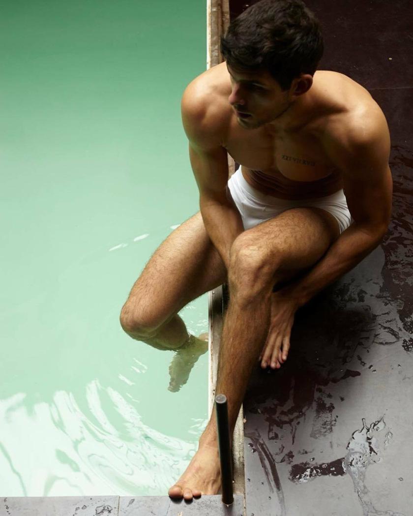 Adrien France X Nicolas Wagner X Hom X YUP MAGAZINE