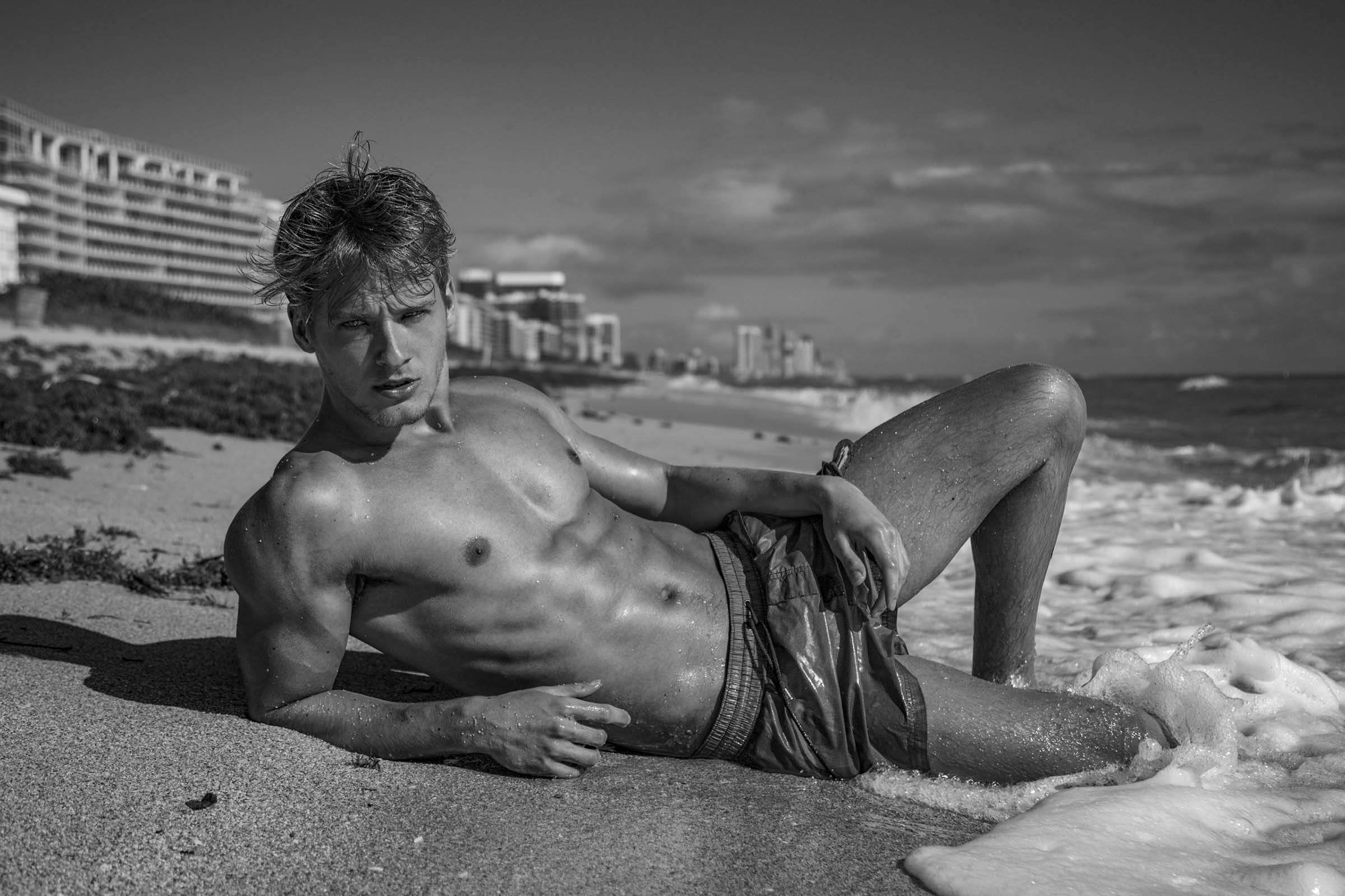 Renan Corbani X Luiz Moreira X Brazilian Male Model X YUP MAGAZINE