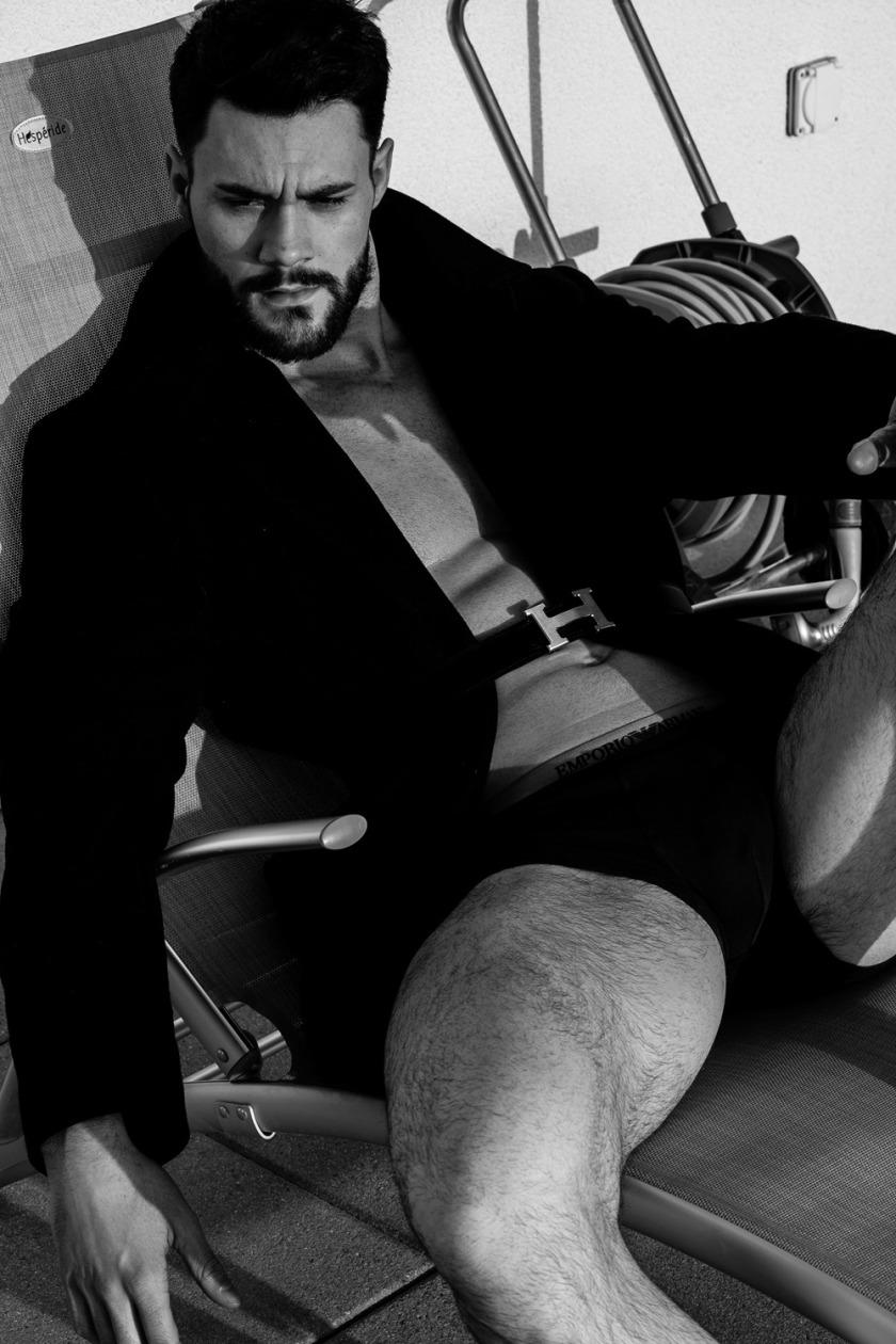 Valentin Manzoni X Adriano Artexcellence X YUP MAGAZINE