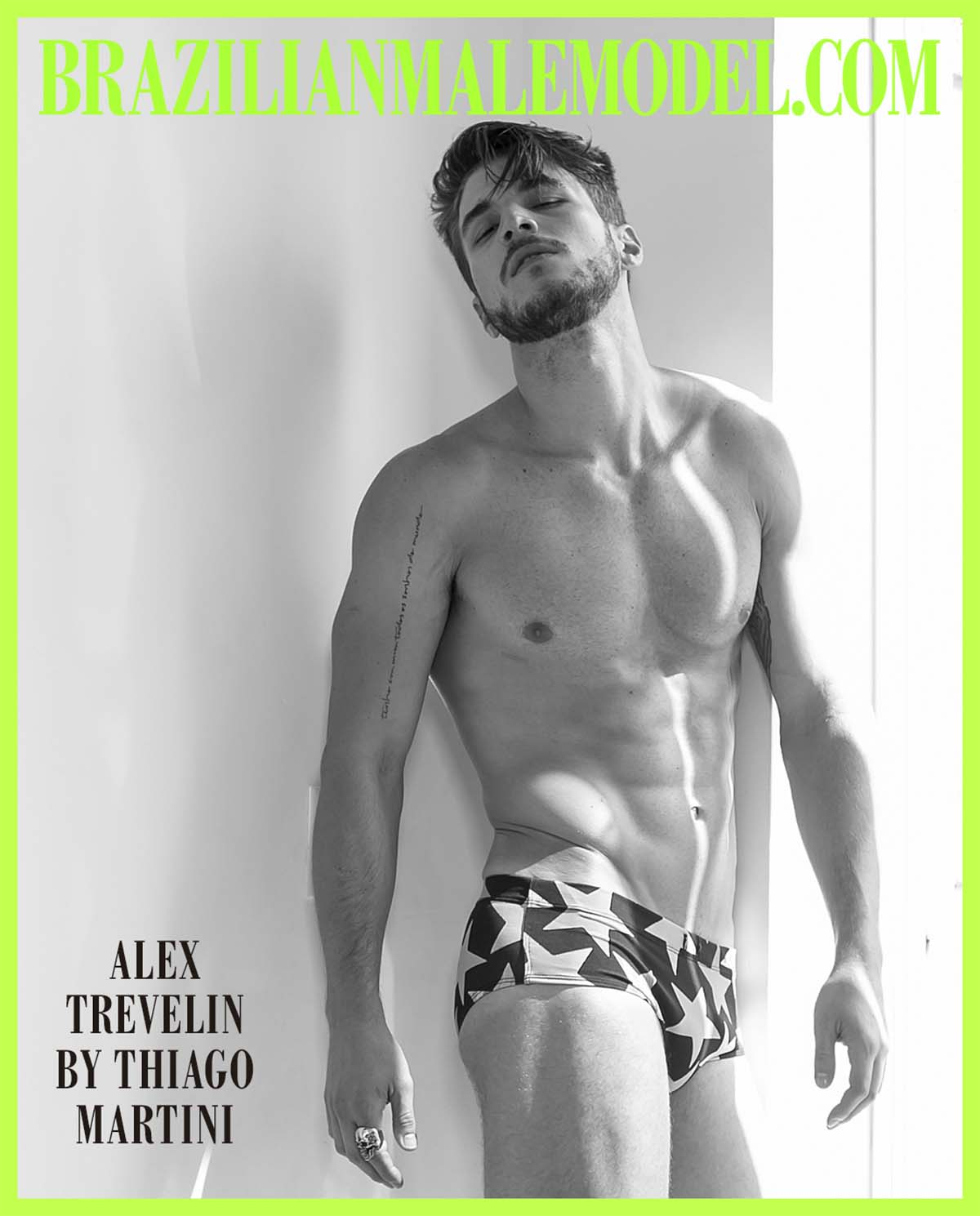 Alex Trevelin by Thiago Martini X YUP MAGAZINE